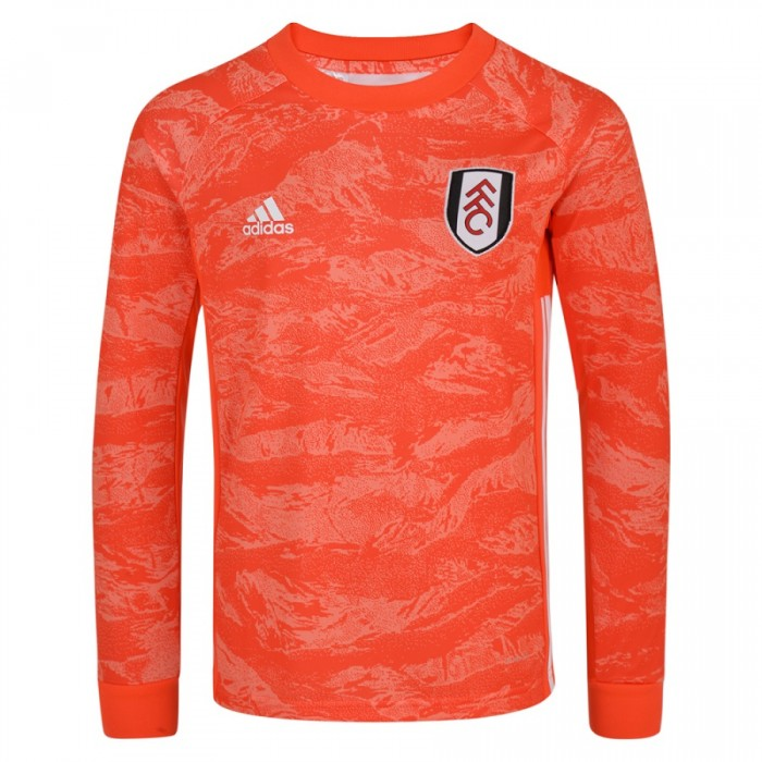 19/20 Fulham Football Club Home GK Shirt Junior