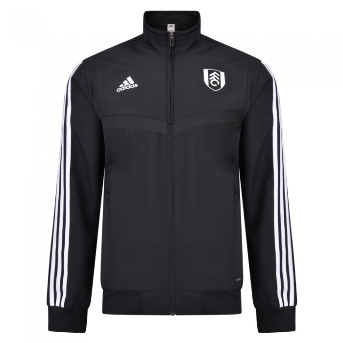 TW19 Junior Black Presentation Jacket