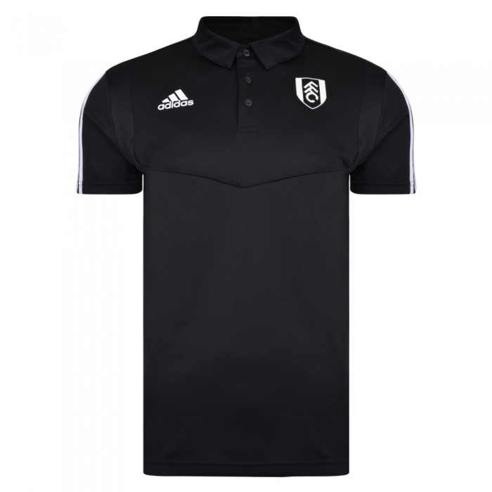 TW19 Mens Black Training Polo