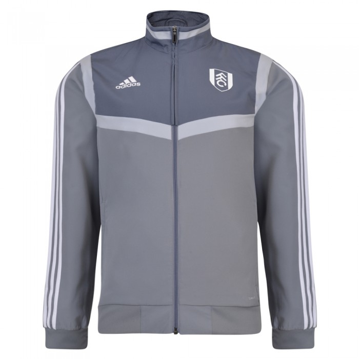 TW19 Mens Grey Presentation Jacket