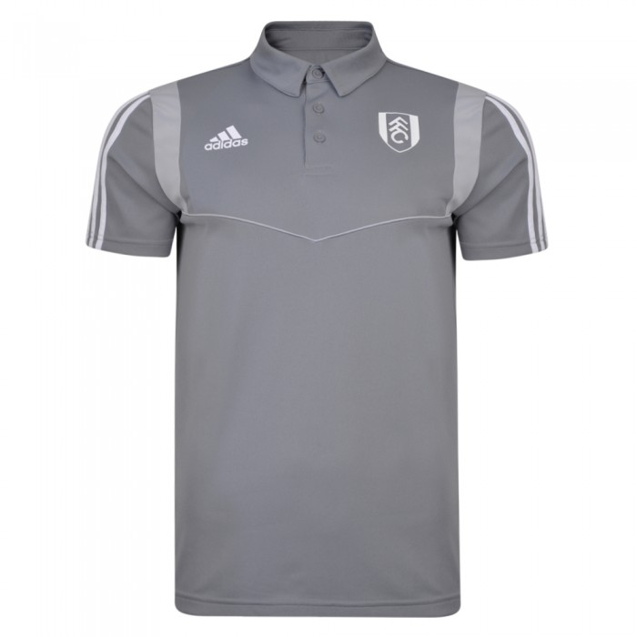 TW19 Mens Grey Training Polo