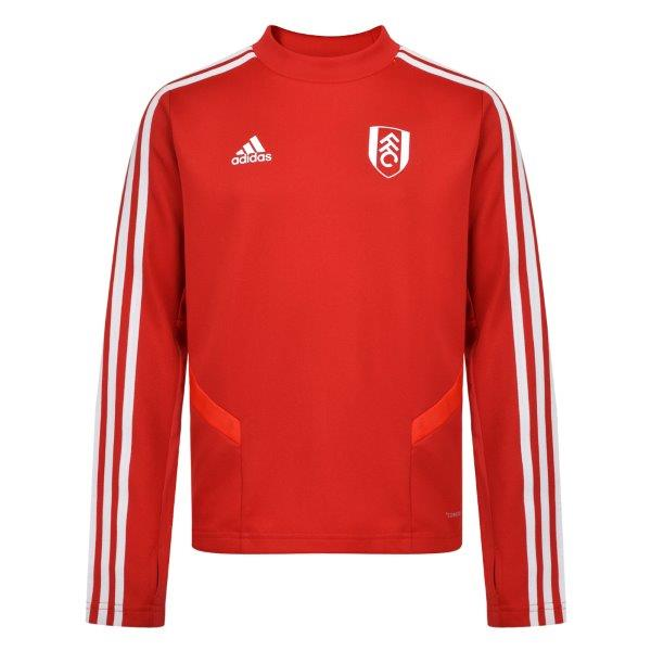 TW19 Junior Red Training Top