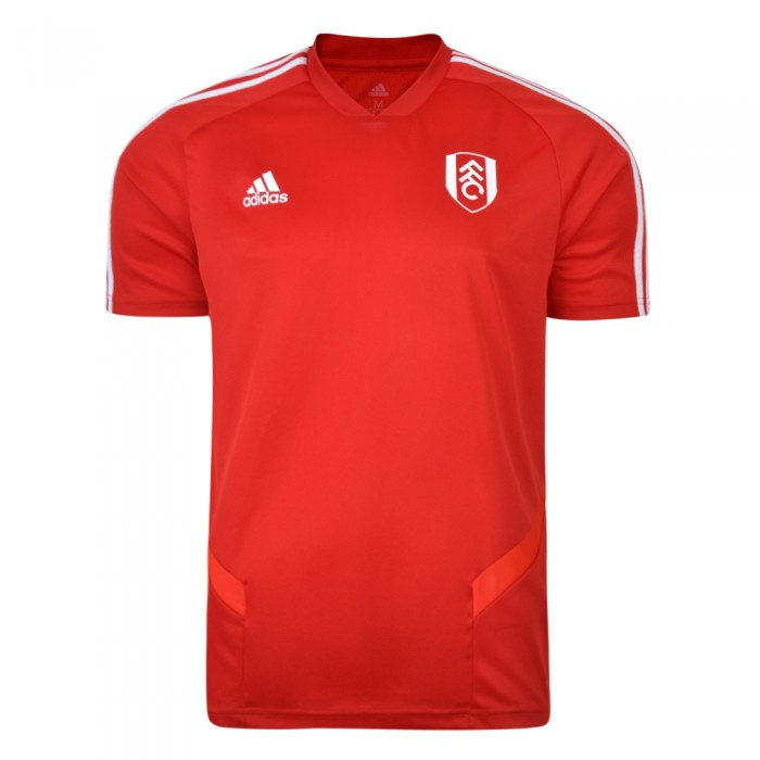 TW19 Mens Red Training Jersey
