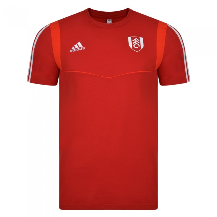 TW19 Mens Red Training Tee