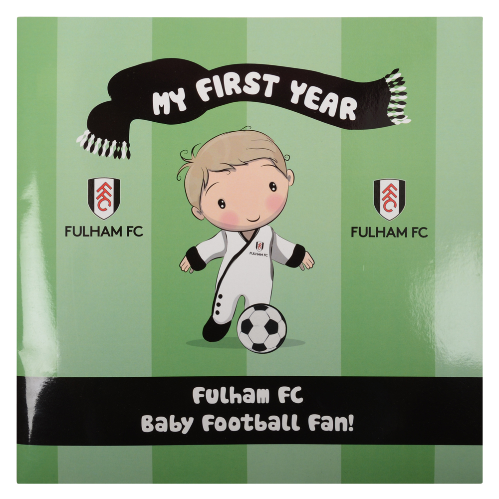 Fulham FC Baby Book