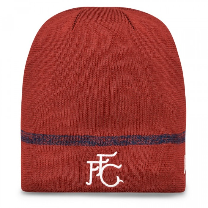 New Era FFC Retro Skull Knit Beanie