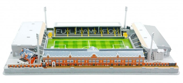 Craven Cottage 3D Puzzle