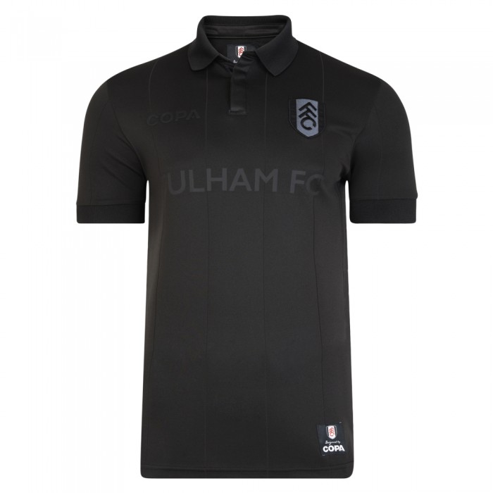 COPA Black on Black Football Shirt