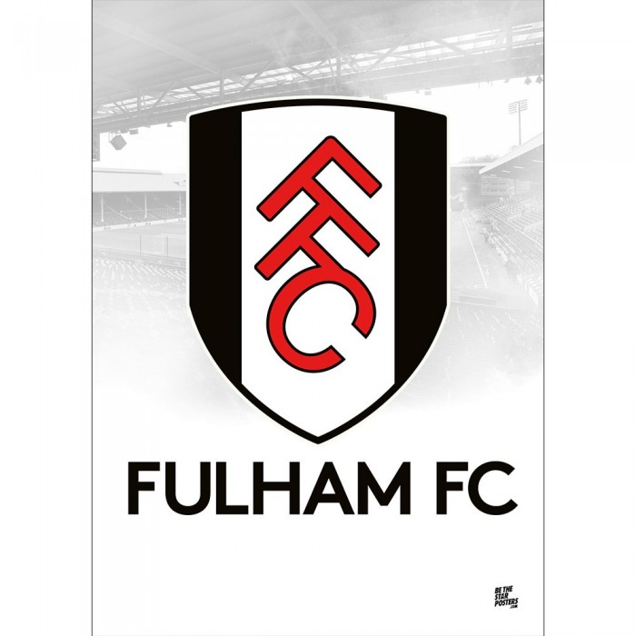 19/20 Fulham Poster