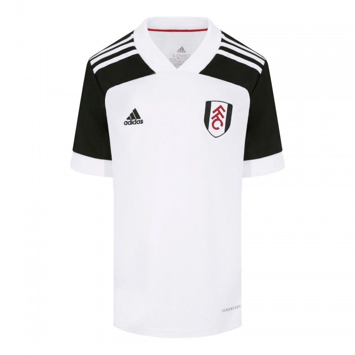 Fulham 20/21 Youth Home Shirt