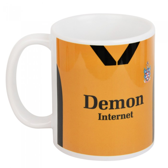 1998-99 Retro Away Kit Mug