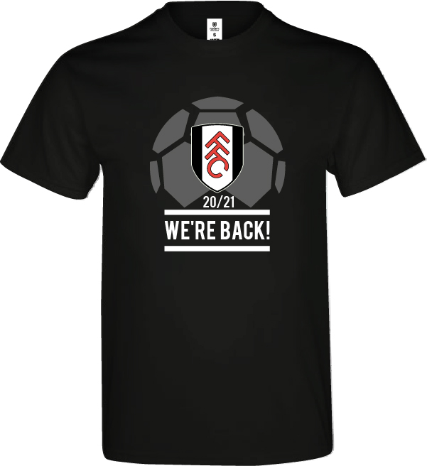 We are Back! T-Shirt
