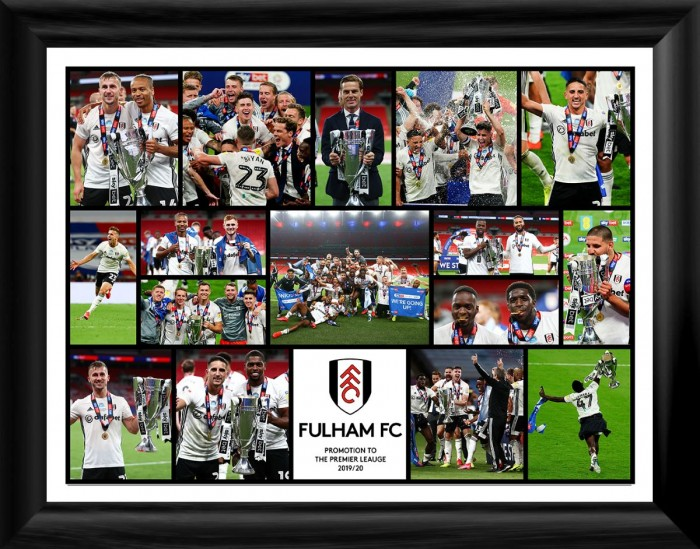 Framed Play-Off Final Montage