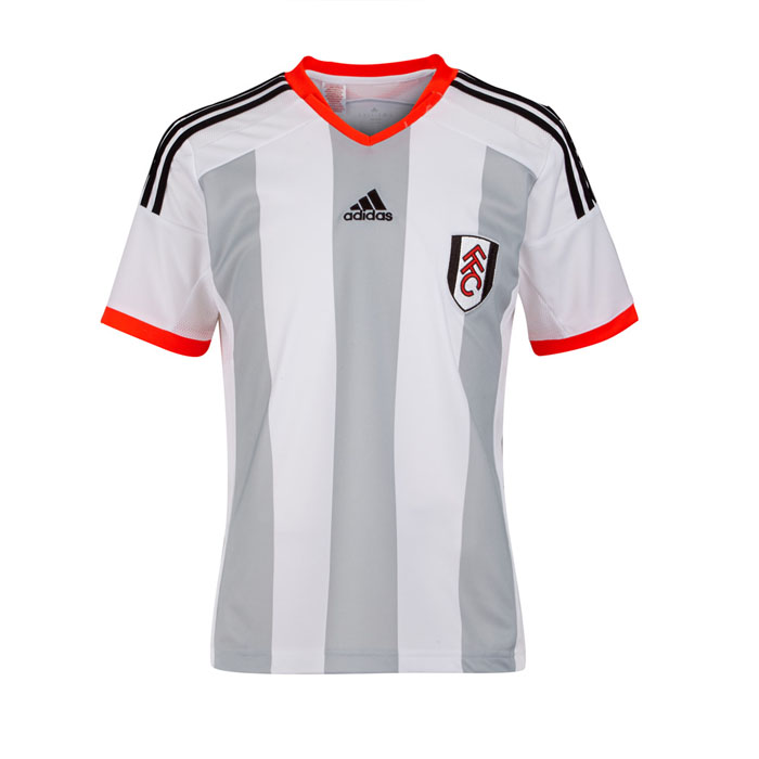 Adidas Fulham Home Shirt Childs 14/15