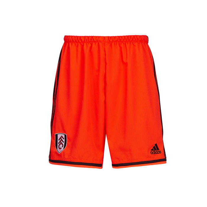 Adidas Fulham Away Shorts Adults 14/15