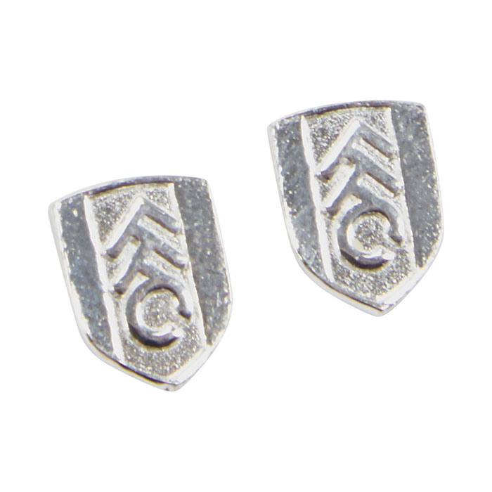 FFC Crest Stud Earrings