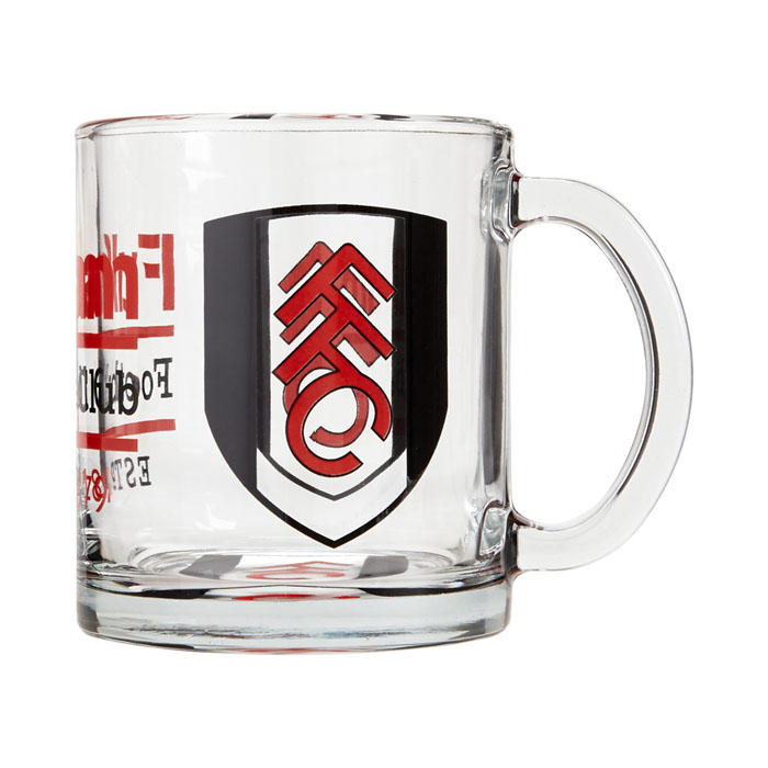 Fulham Glass Mug
