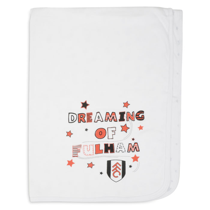 Dreaming of Fulham Blanket 16/17