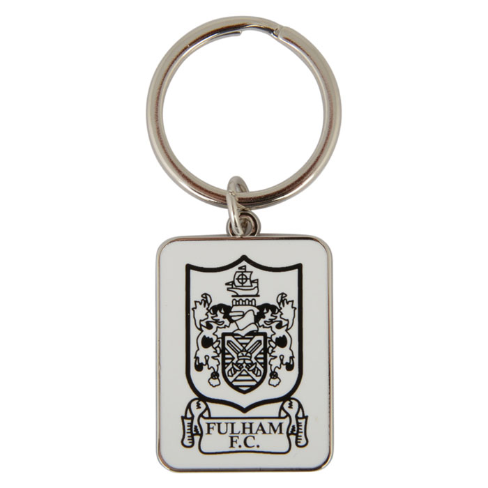 FFC Shield Crest Keyring