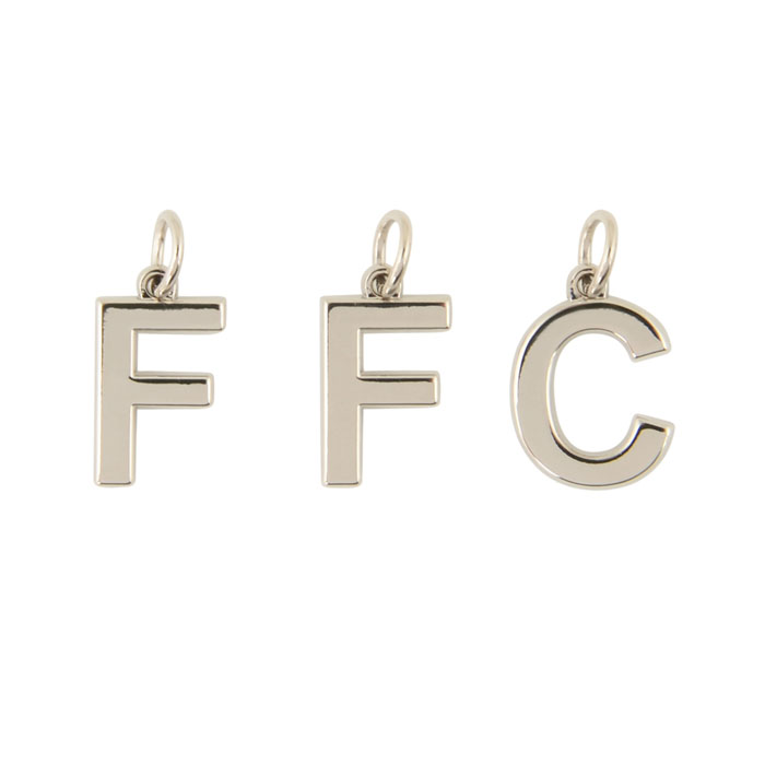 FFC Letter Charms