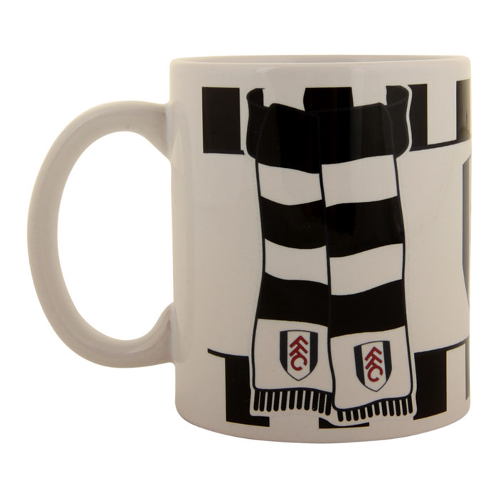 Fulham Wear Your Colours Mug