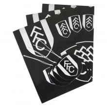 Fulham Crest Wrap & Tag Set