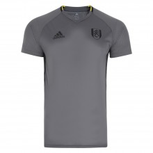 adidas 16/17 Fulham Grey Training Jersey Adults