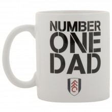 Fulham No. 1 Dad Mug