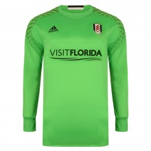 Adidas 16/17 Fulham Home GK Shirt Childs