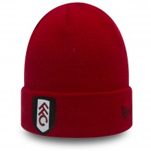 New Era FFC Basic Cuff Red Hat