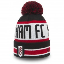 New Era FFC Jake Bobble Knit Hat Black/Multi