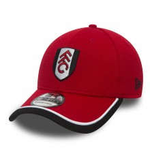 New Era FFC 39Thirty Caddy Mesh Red Cap