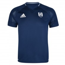 adidas 17/18 Fulham Navy Training Jersey Adults