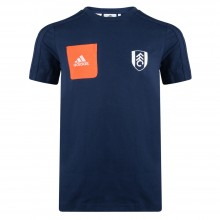 Adidas Fulham 17/18 Training Tee Youth