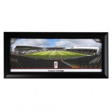 Fulham Framed Panoramic Picture 20 x 7.5