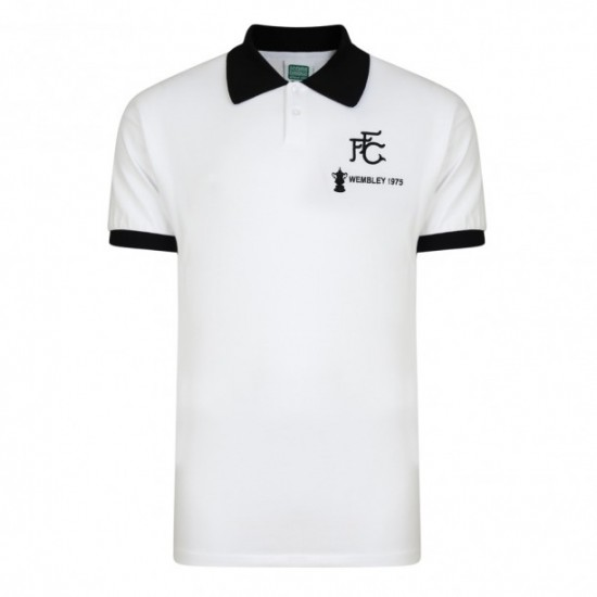 Fulham 1975 FA Cup Final Retro Shirt