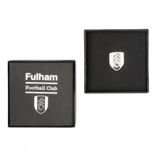 Fulham Boxed Crest Badge
