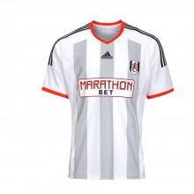 Adidas Fulham Home Shirt Adult 14/15