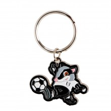 FFC Billy the Badger Keyring
