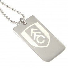 COYW Engraved Tag