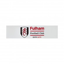 Fulham Long Car Sticker