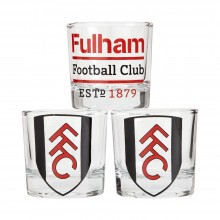 Fulham Shot Glasses 3 pk
