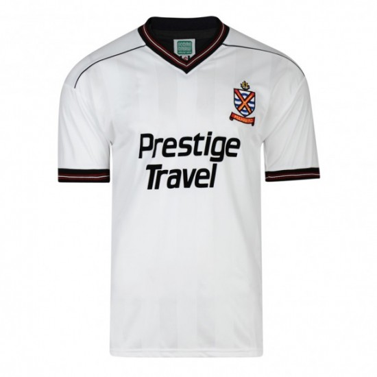 Fulham 1986 Home Retro Shirt