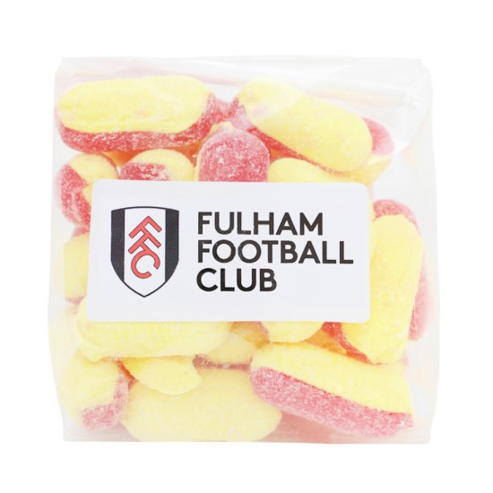 Fulham Rhubarb and Custard Sweets