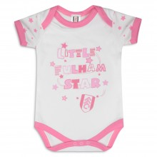 Fulham Little Star Bodysuit 16/17